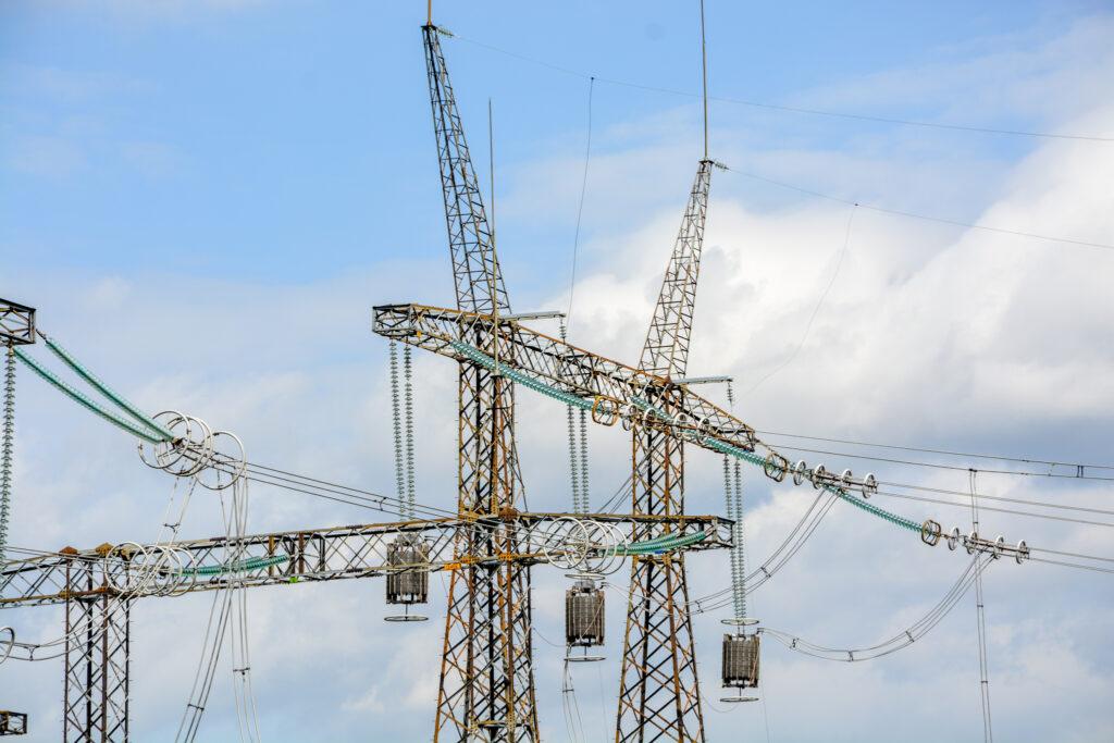 Rozdzielnia 750 kV w stacji 750/400/110 kV Rzeszów – zaprojektowana przez Eltel Networks Engineering SA